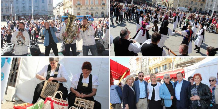 FOTO U Zagrebu održana manifestacija 'Čisto međimursko'