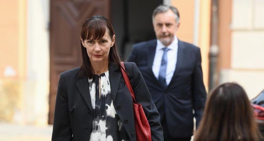 Vučemilović pozvala tajnika da podnese ostavku: 'DP nije ničija prćija i mora se početi voditi kao stranka'