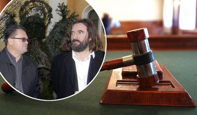 Ivan Čehok i Miljenko Ptiček