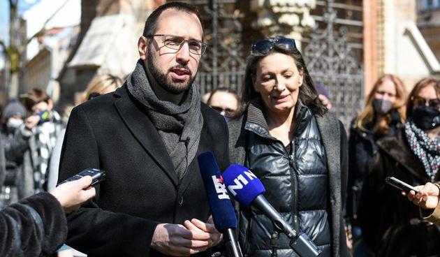 Urša Raukar-Gamulin, Tomislav Tomašević