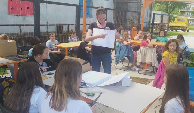Radionice i izložbe u Urbanom parku i Galeriji ZILIK