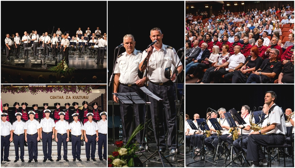 Klapa 'Sveti Juraj' i orkestar HRM u Čakovcu za spomenik Zrinskom i Frankopanu