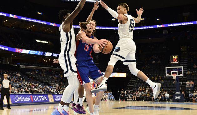Memphis Grizzlies - Detroit Pistons