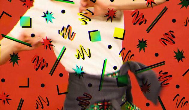 Moda devedesetih: Kombinacija u crvenom (thumbnail)