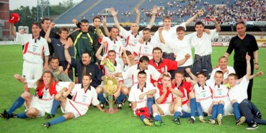 Prošlo je točno 20 godina kako je NK Osijek osvojio svoju jedinu titulu