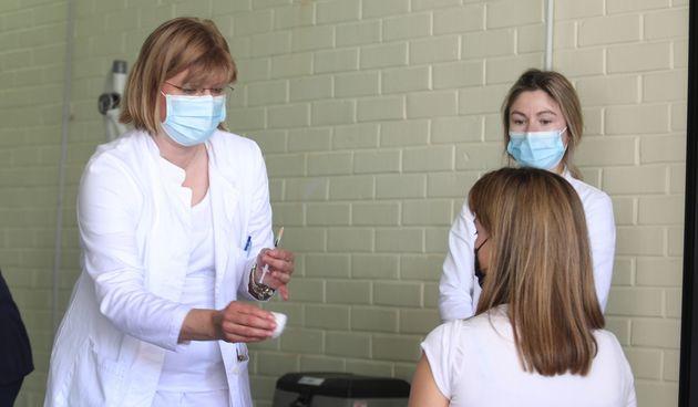 Koronavirus, cijepljenje