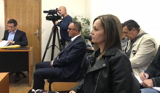 Mara i Alojz Tomašević na sudu