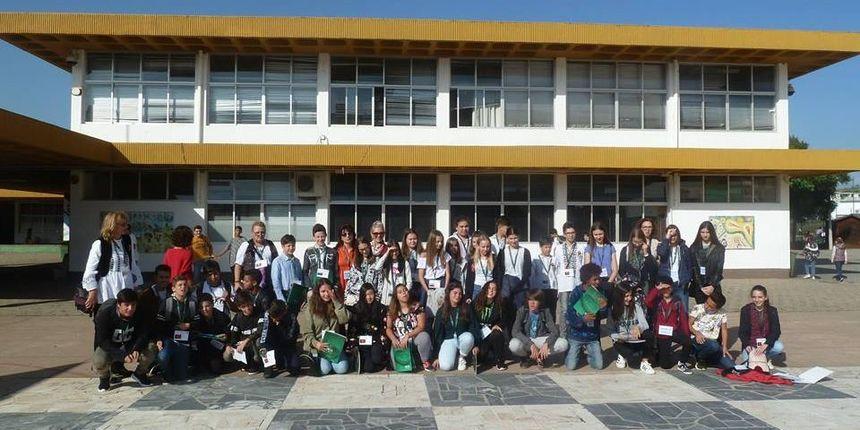 Marljive hrvatske pčelice iz Osnovne škole Prelog posjetile Portugal