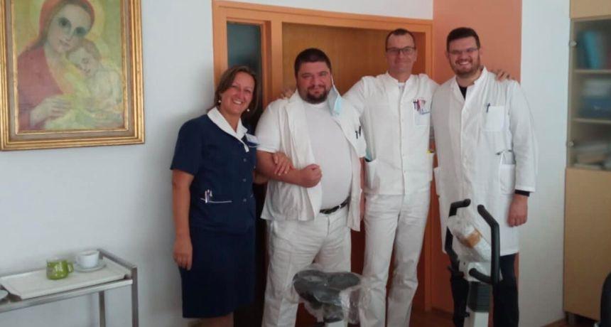 ZA ŠTO BOLJE LIJEČENJE DJEČICE Na odjel pedijatrije stigao novi ergometar