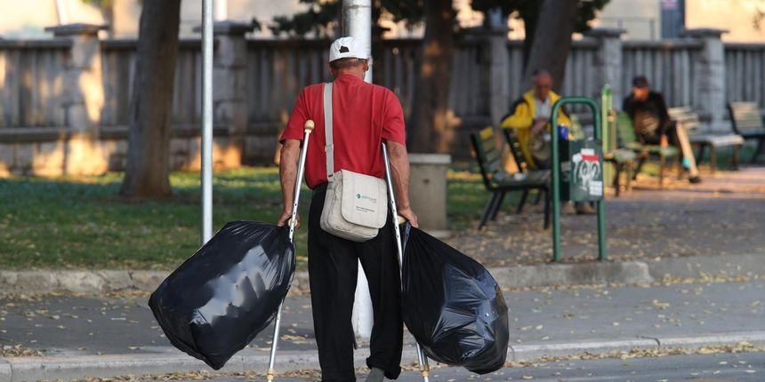 Čak milijun hrvatskih građana živi u riziku od siromaštva: Zimi se smrzava 314.760 ljudi
