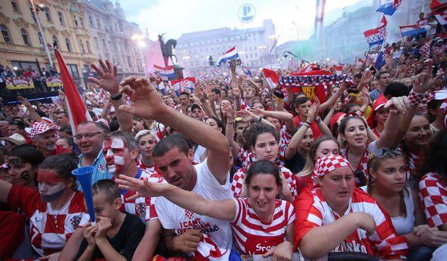 Slike obišle svijet: Veliko slavlje u Zagrebu prošlo je bez incidenata