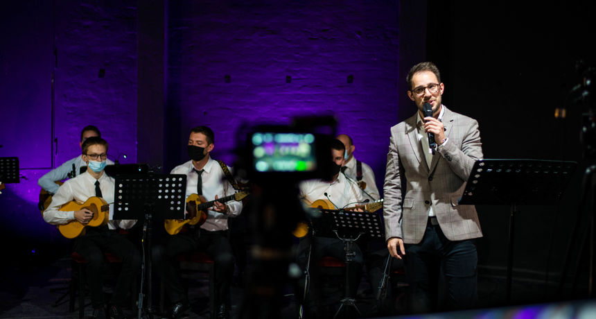 CTK Varaždin kao prva umjetnička udruga u kulturi održala koncert preko Zooma