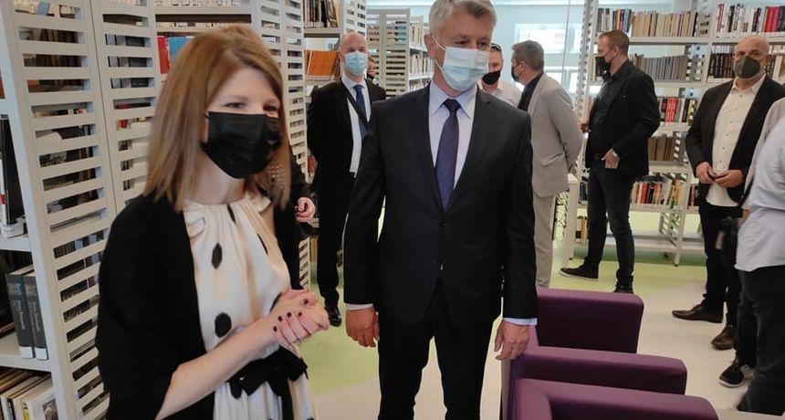 Tihana Jurišić: Veselimo se svemu što ćemo organizirati u našoj novoj knjižnici!