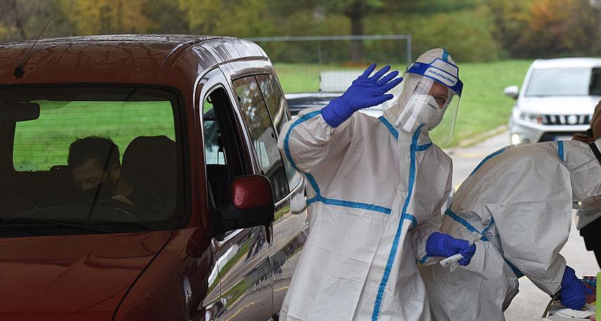 Karlovačka županija bez preminulih, s jednim novozaraženim koronavirusom - u bolnici dva COVID pacijenta