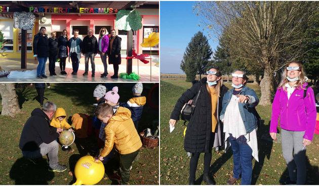 Odgojiteljice Jagoda, Smiljana, Saša i Maja na Erasmus+ mobilnosti u Sloveniji