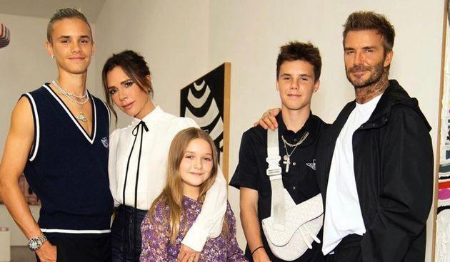 Obitelj Beckham