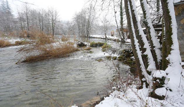 FOTO GALERIJA Mrežnica ima i svoje zimske čari - Galović Selo, foto Kristina Štedul Fabac/PIXELL