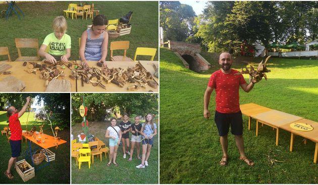 Radionica za djecu 'Kao prvo zagonetno drvo' Matije Bobeka