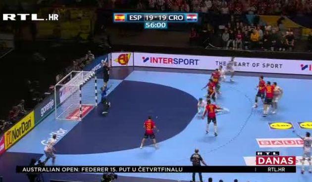 Hrvatska druga u Europi, Španjolska obranila titulu europskog prvaka (thumbnail)