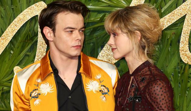 Charlie Heaton i Natalia Dyer