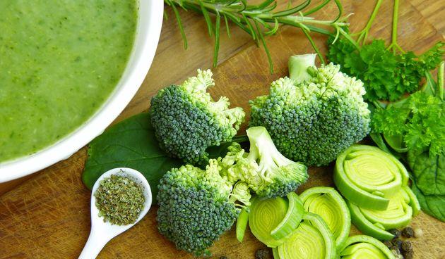 Brokula, vlaknasta hrana