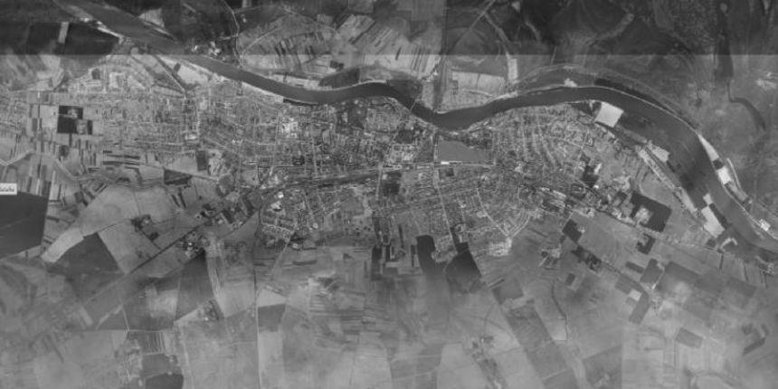 Pogledajte Slavoniju i Baranju iz zraka 1968. godine