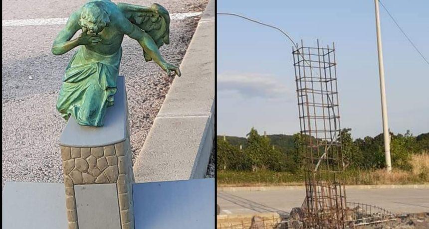 Gradnja spomenika u Vivodini: Ovo je spomen ali i opomena na žrtvu koju je Vivodina dala u vihoru ratova