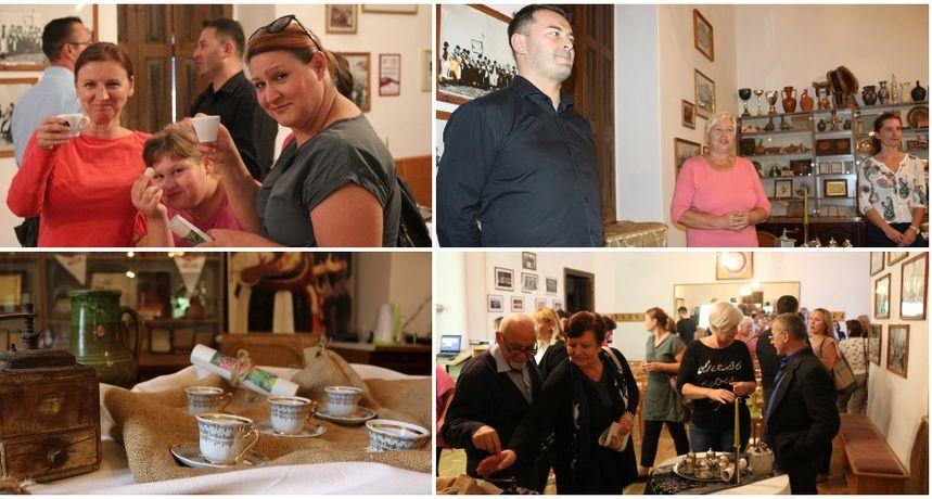 FOTO Goran Žižek u Donjoj Dubravi održao predavanje o povijesti kave
