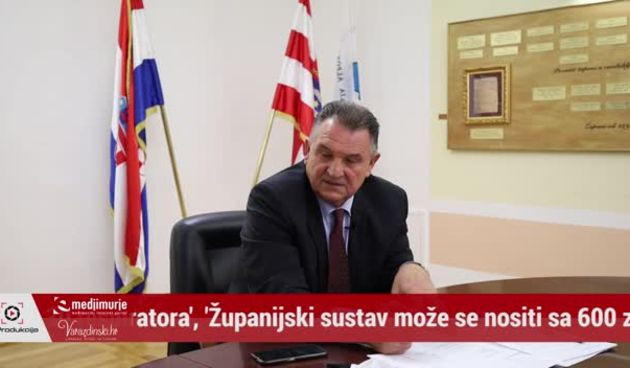 ČAČIĆ NAJAVIO 'Spremni smo za početak testiranja u Varaždinu' (thumbnail)