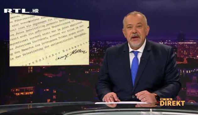Šprajcov komentar: Tko misli da su mjere fašizam, nema pojma, Hitler je cijepljenje Slavena zabranio (thumbnail)
