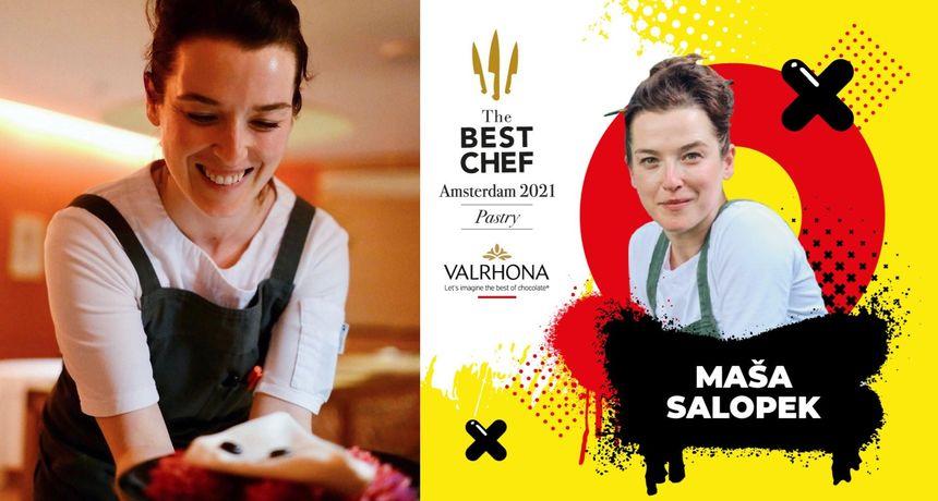 ČAKOVČANKA NA TRONU Maša Salopek najbolja je slastičarka na svijetu u izboru Best Chefs Awards!