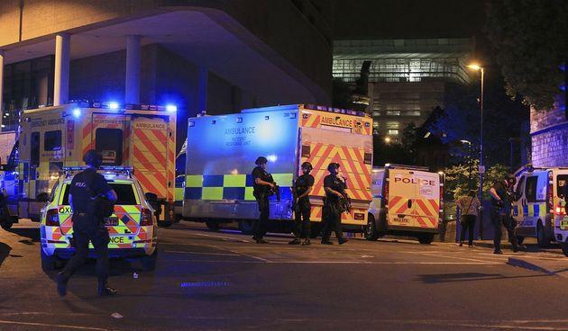 Teroristički napad, kocnert Ariane Grande, Manchester 2017.