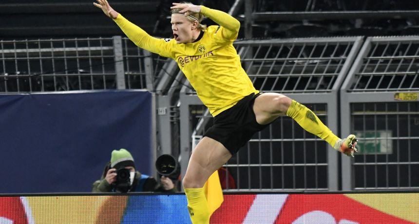 Erling Haaland ostaje u Dortmundu