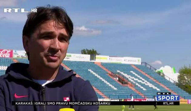 Dalić: 'Sosinu odluku treba poštivati, nećemo nikoga moliti da igra za Hrvatsku' (thumbnail)