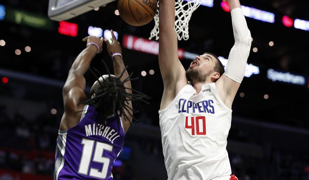 Clippers - Kings