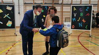 Ove godine u varaždinske škole krenulo je 413 prvašića