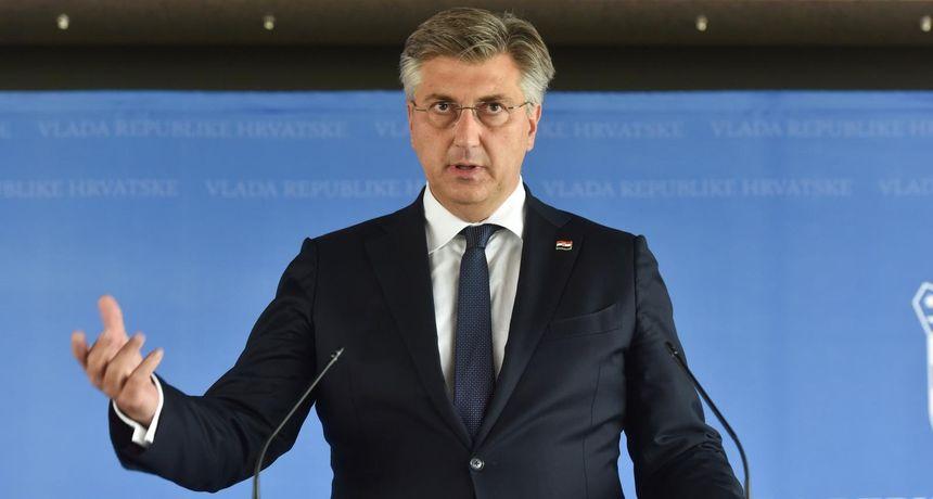 Plenković: S Hreljom smo dogovorili suradnju koja će trajati cijeli mandat