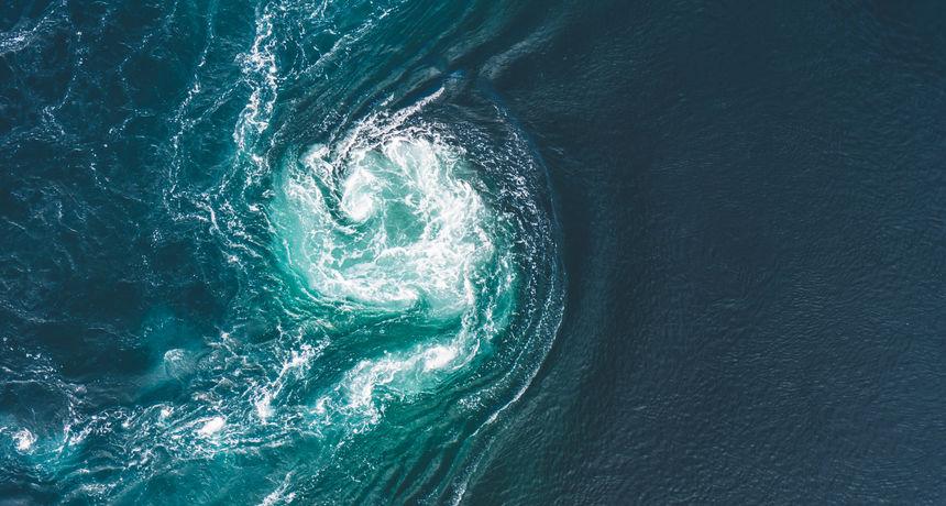 Brzina morskih struja značajno se mijenja. Evo što to znači za predviđanje klimatskih promjena