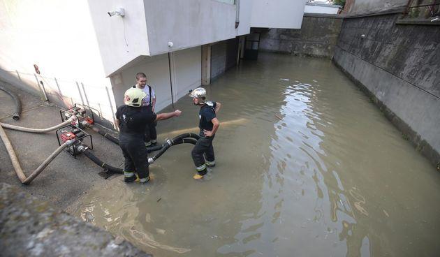 poplava Trešnjevka