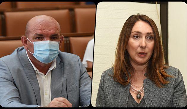 TEŠKE ODLUKE(3) - HDZ-ov Mamić odgovorio SDP-ovoj Malović: Vaša stranka je politički zec, a vi se ne snalazite u vremenu i prostoru