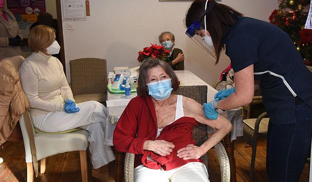 Cijepljenje protiv Covida 27. prosinca 2020.