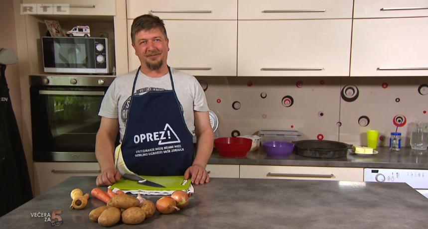 Danas kuha veseljak Ivan koji mora nadmašiti Mihaela ako želi osvojiti glavnu nagradu