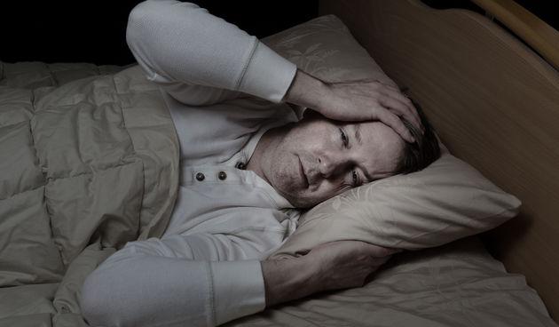 bolest, ležanje u krevetu
