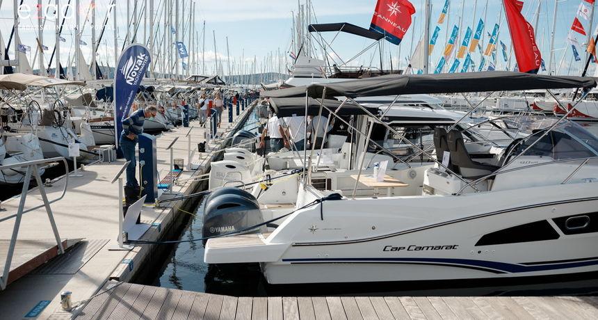 Biograd Boat show - oaza za nautičare