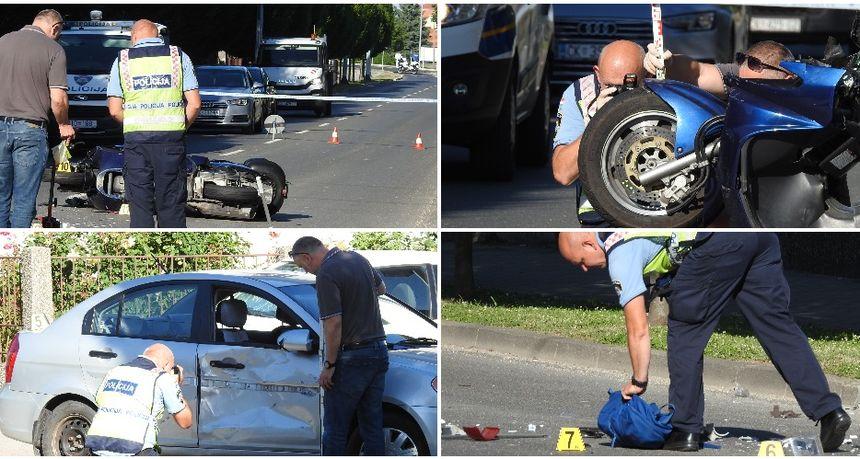 ZAVRŠEN OČEVID Vozačici kaznena prijava, Gordan N. (50) treća je žrtva na cestama Međimurja