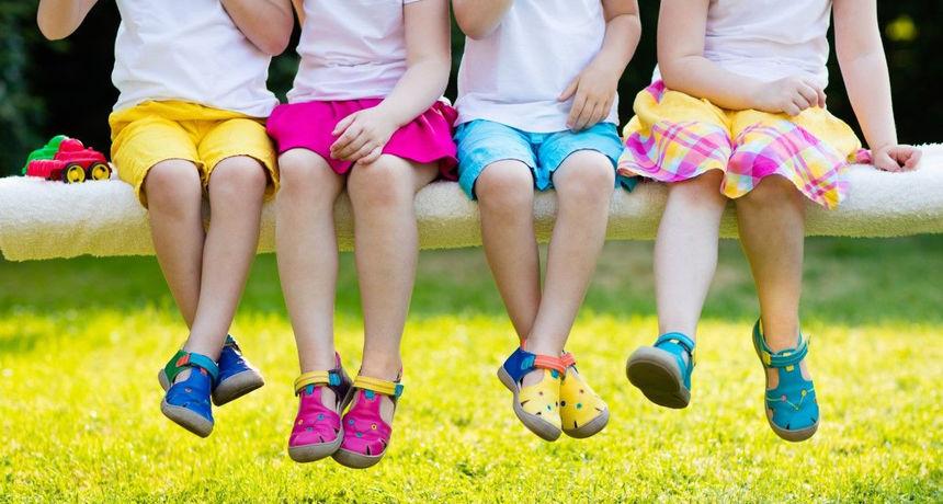 Ljeto nam stiže - pronađite prikladnu obuću za vašeg malog istraživača!