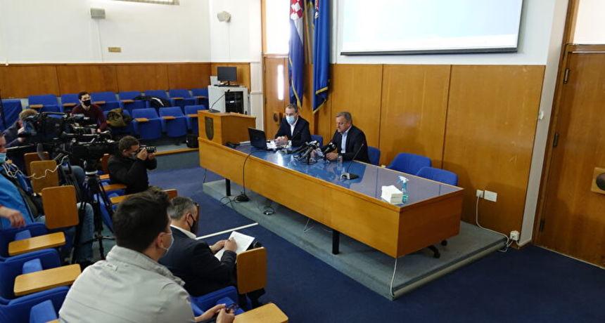 Gradonačelnik Dukić predstavio nove covid mjere Grada Zadra za poduzetnike: krediti do 200 milijuna kuna za likvidnost i investicije poduzetnika