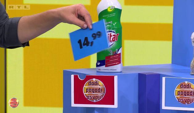 Marija uspješno odigrala Manje Više: 'Ajme, majko, osvojila sam frižider!' (thumbnail)