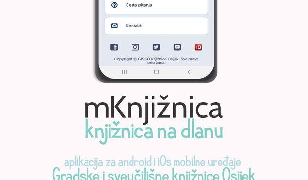 GISKO mobilna aplikacija olakšava komunikaciju s knjižicom