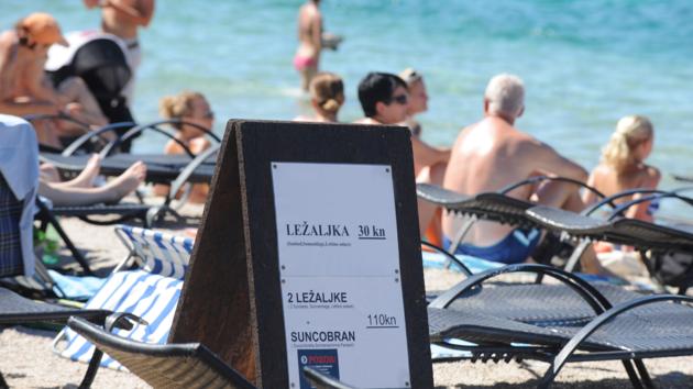 Plaža, Turizam, Ljetovanje, Ležaljka